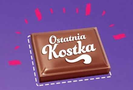 Ostatnia kostka czekolady dla wyjątkowej osoby @ Milka