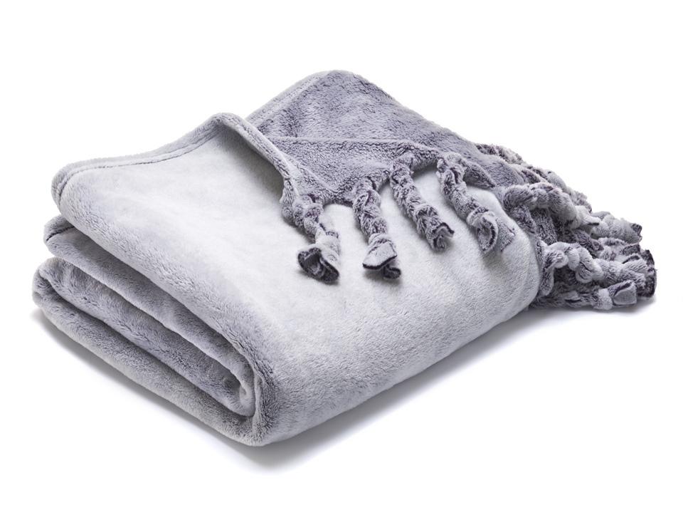 Komfort: mięciutki kocyk