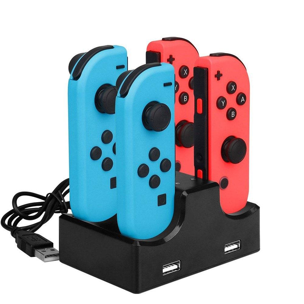 Stacja do ładowania kontrolerów Joy-Con (Nintendo Switch) @ Gamis