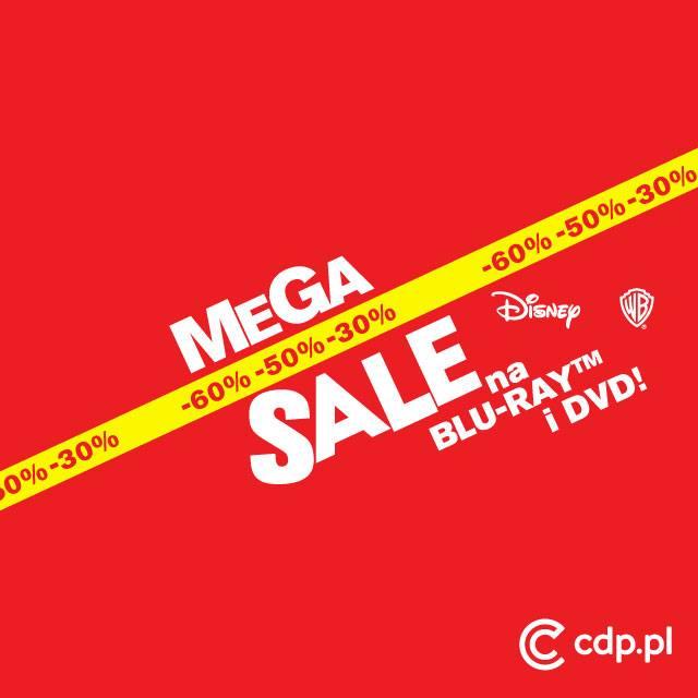 Wyprzedaż filmów na DVD i BLU-RAY na CDP.PL do -60%