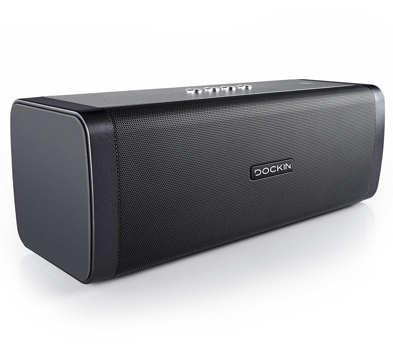 Głośnik DOCKIN D FINE 50W Stereo Bluetooth [Amazon.de]