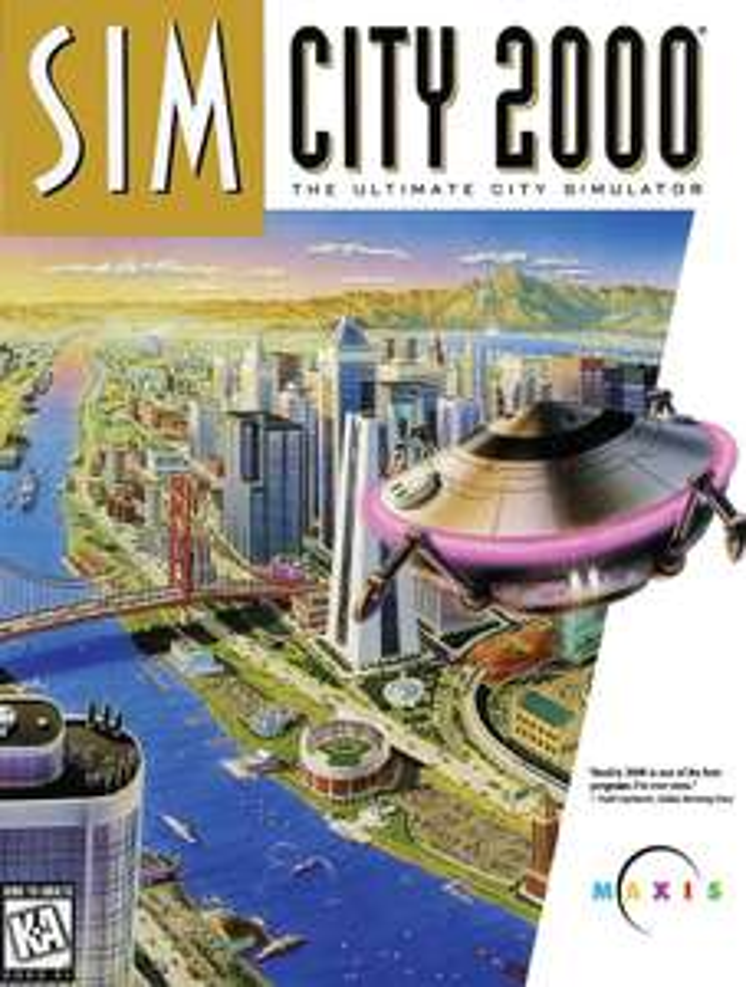 Wyprzedaż klasyków ekonomicznych (np. SimCity, Sid Meyers Railroads, Tropico, Capitalism) [GOG.com]