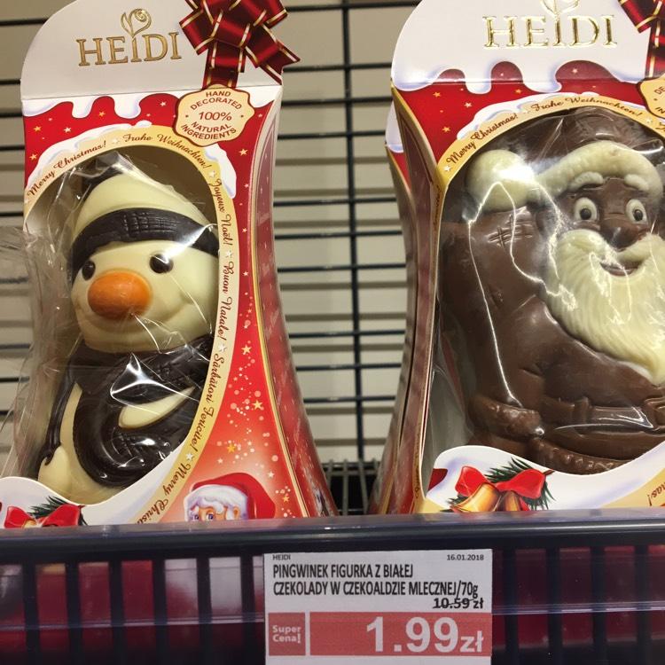 Wyprzedaż bożonarodzeniowych słodyczy w Piotrze i Pawle