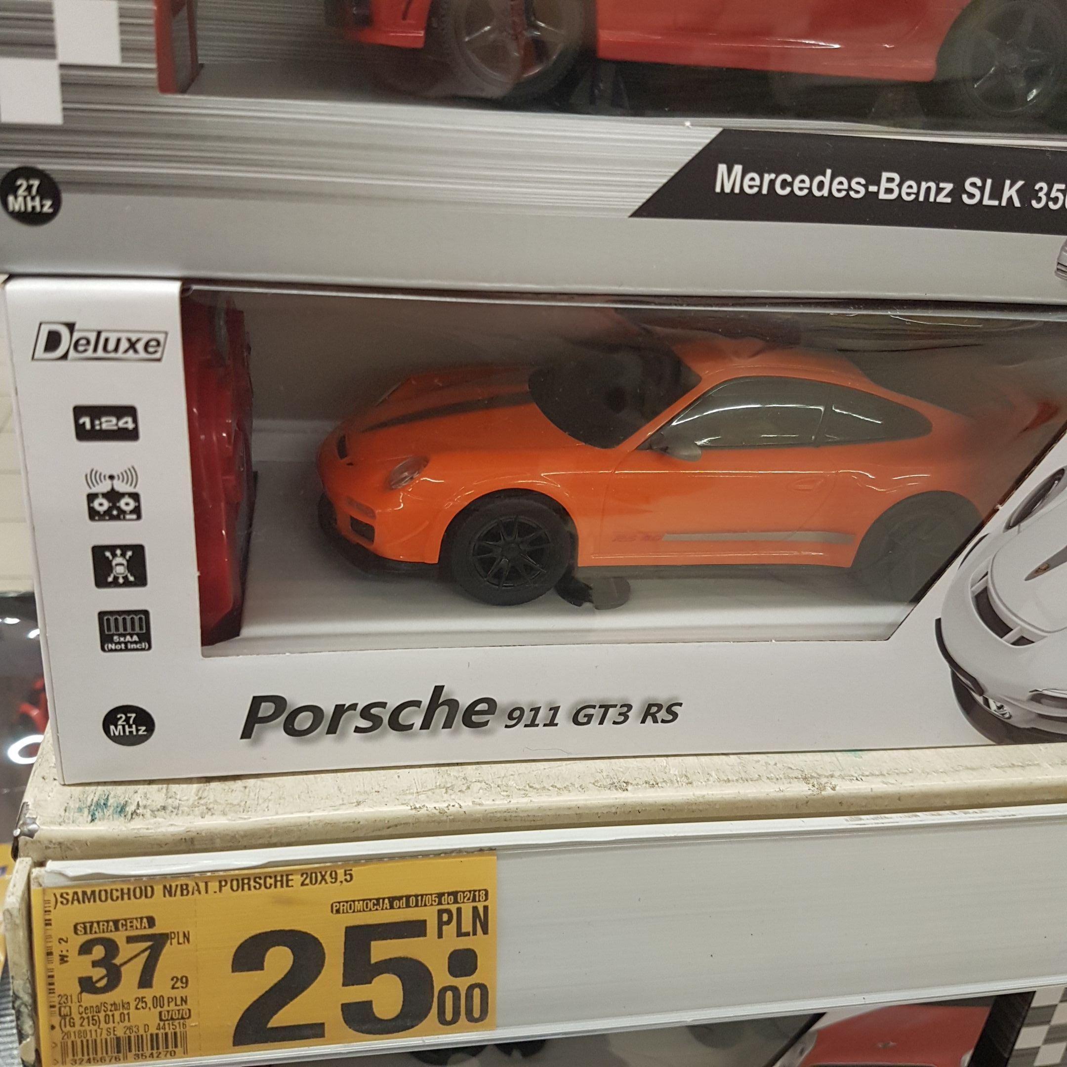 Samochód RC 1:24 różne modele #Auchan