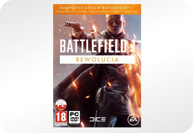 Battlefield™ 1 Rewolucja PC Origin