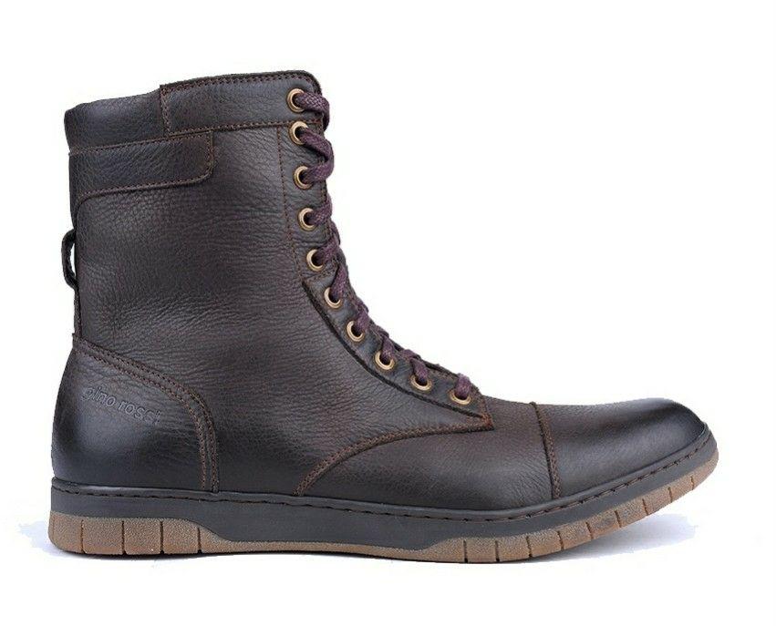 Skórzane buty męskie Gino Rossi Tauron