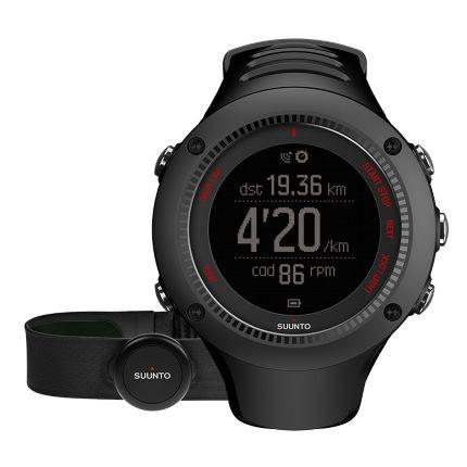 Zegarek sportowy Suunto Ambit 3 run + HR