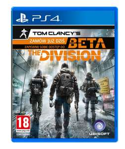 Tom Clancy's The Division na PS4