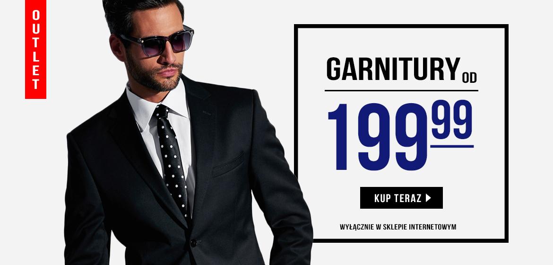Garnitury Pako Lorente od 199,99zł !!!