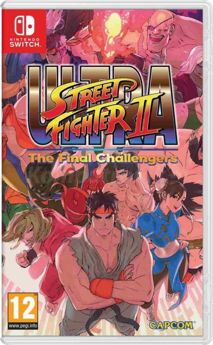 Ultra Street Fighter 2 The Final Challenger [Nintendo Switch] za 79zł z darmowym odbiorem osobistym @ Komputronik