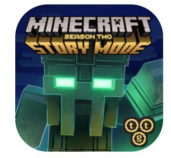 Minecraft: Story Mode - S2 [iOS] za darmo @ AppStore