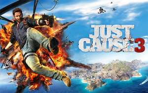 Just cause 3 na Steam