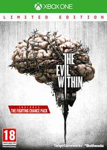The Evil Within Limited Edition Xbox One w Game UK