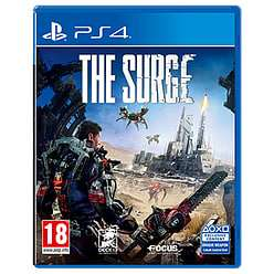 The Surge PS4 w Game UK