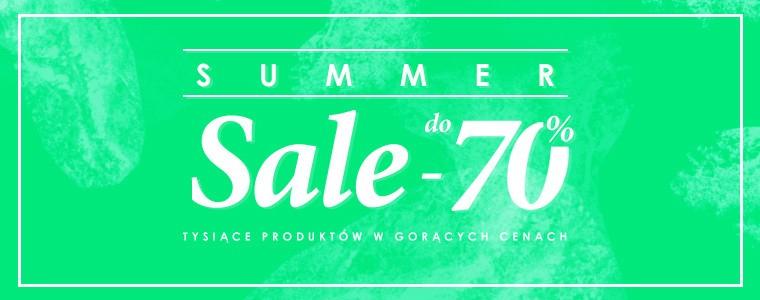 Wyprzedaż do 70% na letni asortyment @ answear.com