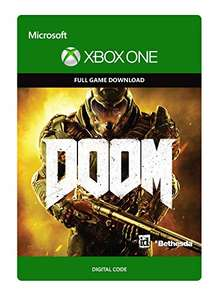 DOOM XBOX ONE KOD