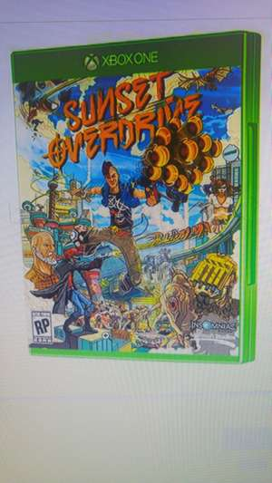 Sunset Overdrive Xbox One  @ Media Expert