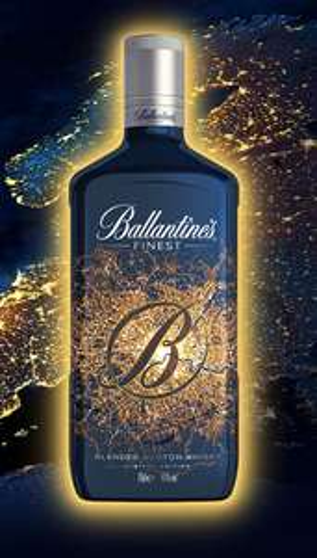-50% na butelkę lub drugi dowolny drink gratis za imprezowe selfie @ Ballantine's