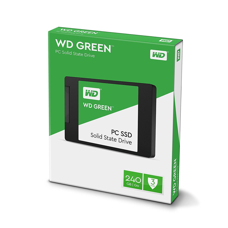 Dysk SSD WD Green 240 GB w aplikacji Komputronik VIP