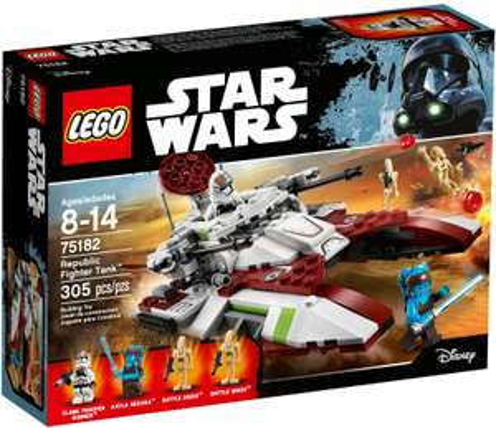 LEGO STAR WARS 75182