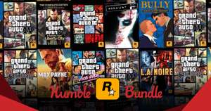 Humble Rockstar Bundle