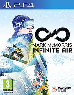 Mark McMorris Infinite Air PS4 za 37 zł @game.co.uk