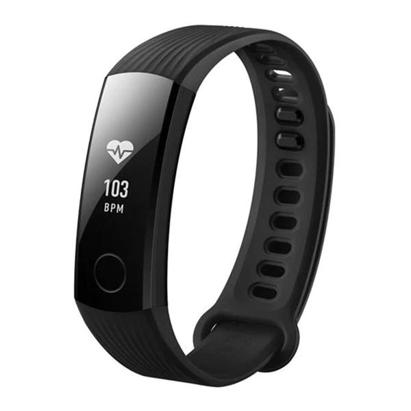 Smartband Huawei Band 3 (NFC, wodoodporna, pulsometr, monitor snu, OLED) @ Rosegal