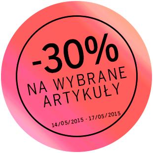 -30% na wybrane artykuły tzn. swetry, bluzy (damskie oraz męskie) @ Bershka