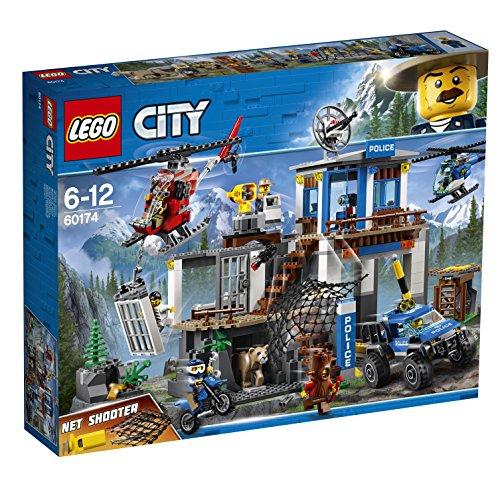 LEGO City 60174 Górski posterunek policji [Amazon.de 51,83 €]