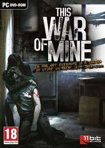 This War of Mine (PC, wersja na Steam) @ sklep.gram.pl