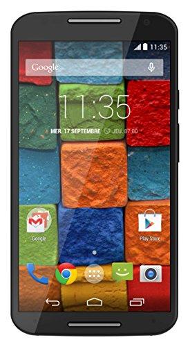 Motorola Moto X 2 Gen.Czarna (5', 8GB, 4x1.2GHz, Gorilla Glass 3, Dual SIM) @ Amazon.fr