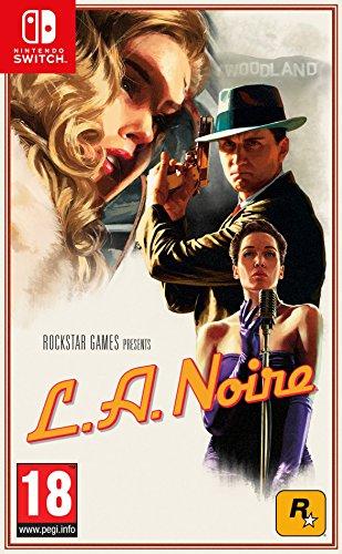 L.A. Noire (Nintendo Switch) @ Amazon.es