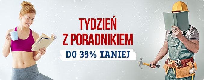 Poradniki do -35% TaniaKsiążka