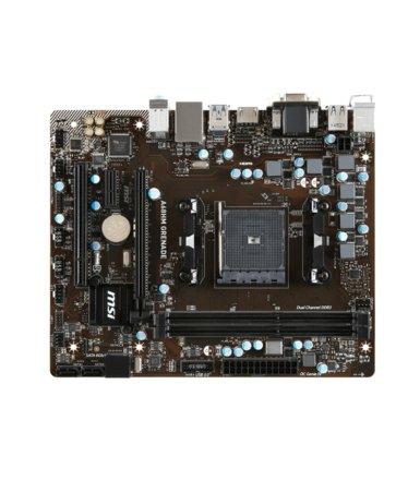 Płyta główna MSI A68HM GRENADE (uATX, DDR3, FM2+, USB 3.0) @ Zadowolenie