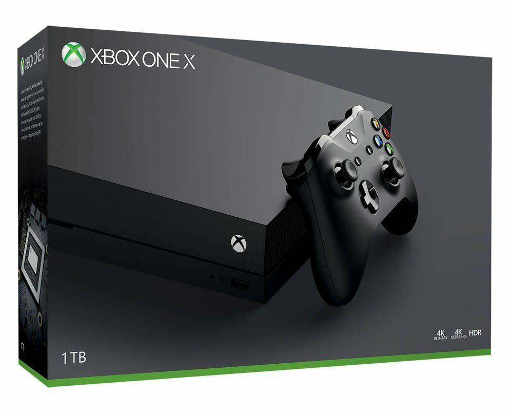 Xbox one X Amazon De Prime