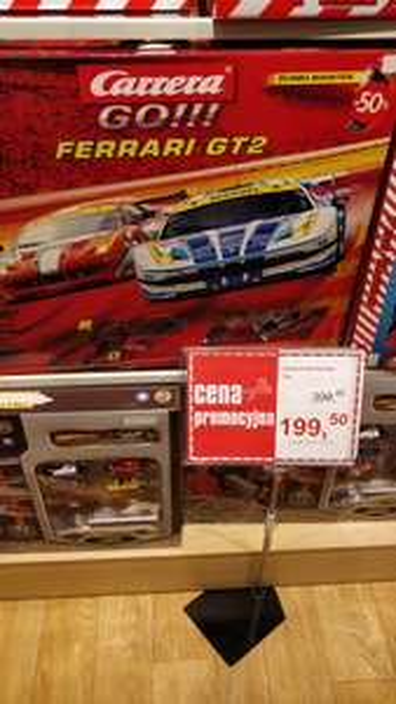Tor Carrera Ferrari GT2 - Smyk