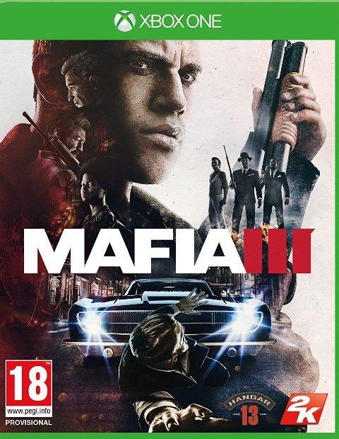 Mafia III PL Xbox One najtańsza wersja pudełkowa