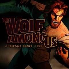 The Wolf Among Us - kompletny pierwszy sezon (PS4) @ PS Store