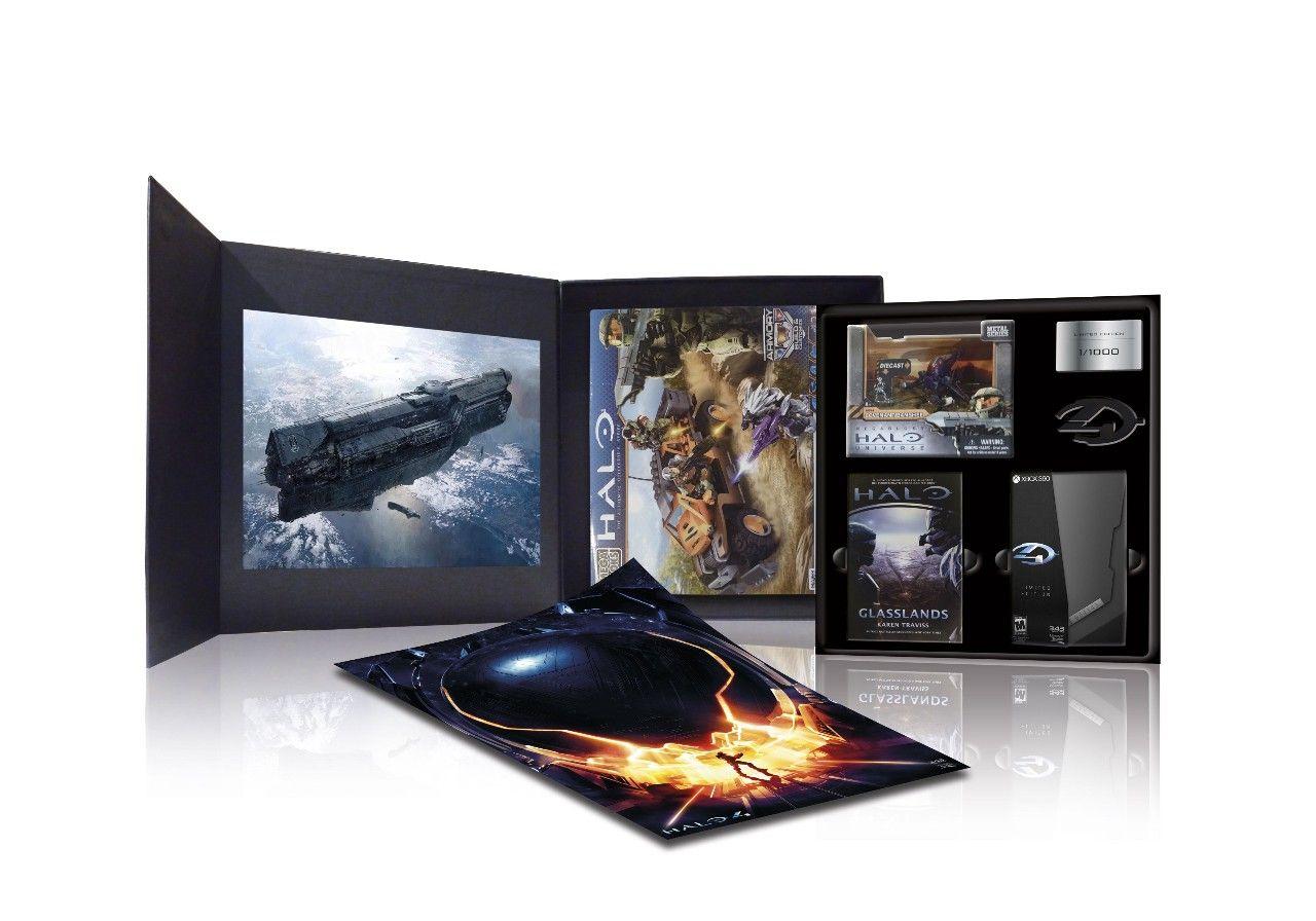 Halo 4 Edycja specjalna Xbox 360