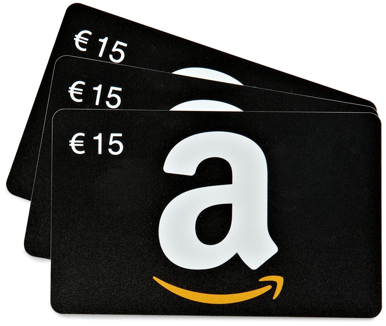 8 euro za doładowanie kwotą 80euro na Amazon.de