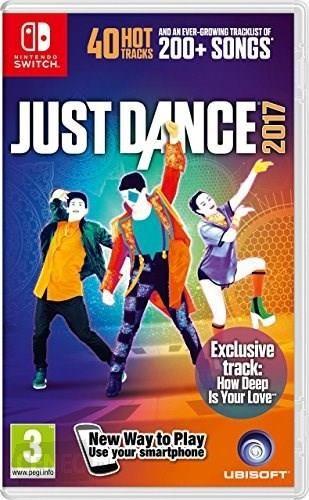 Just Dance 2017 (Nintendo Switch) za 102,1 zł (Amazon.fr)