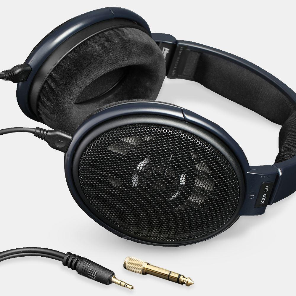 Słuchawki Massdrop x Sennheiser HD 6XX (legendarne HD650)