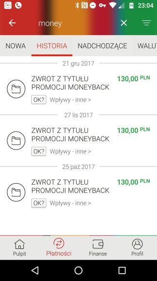 750 zł za darmo od mBanku. Testowane na sobie :)