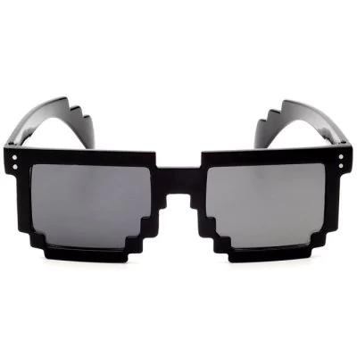 okulary minecraft