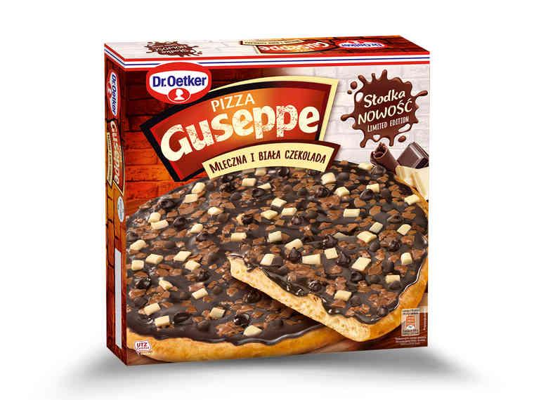 Dr. Oetker Pizza czekoladowa Guseppe w Lidlu i inne promocje