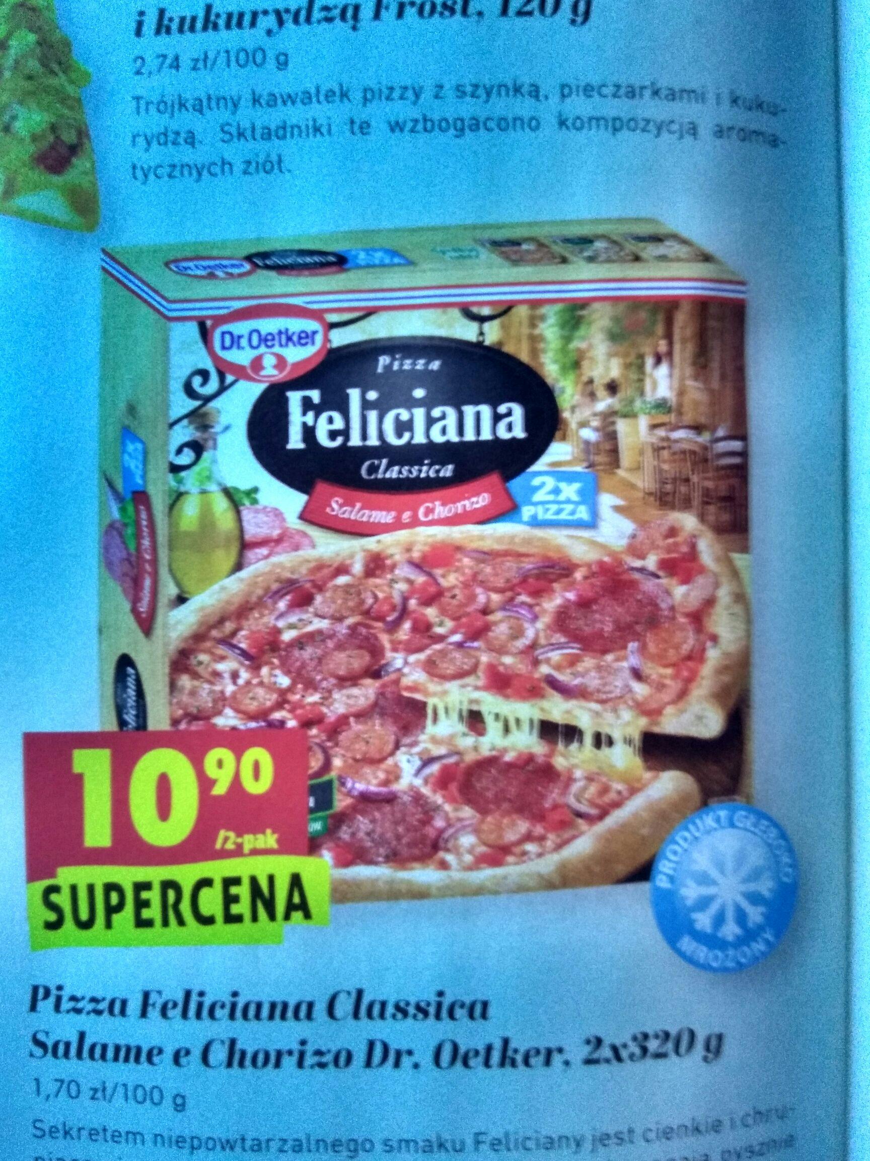 Pizza Felicjana x2 @biedronka