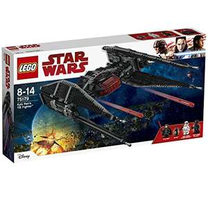 Lego Star Wars Myśliwiec Tie Kylo Rena 75179 @Amazon.co.uk