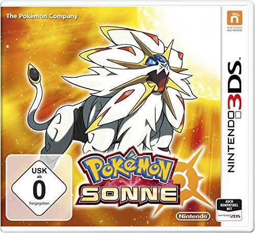 Pokemon Sun [Nintendo 3DS] za ~115zł z wysyłką @ Amazon