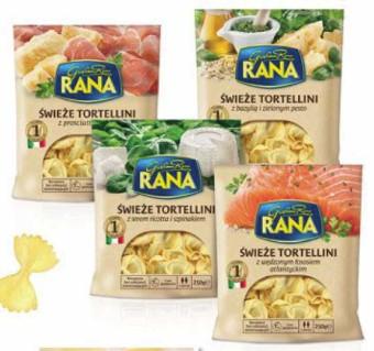 Błąd cenowy w Biedronce! 2 za 1 - Produkty RANA (tortellini, ravioli, gnocchi, lasagne)!