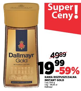 Kawa rozpuszczalna Dallmayr Gold 200g @ Piotr i Paweł